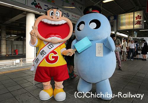 うほほ〜! 「熊谷」涼しくなれそう 秩父鉄道が「SLガリガリ君エクスプレス」を運行、7月30日から