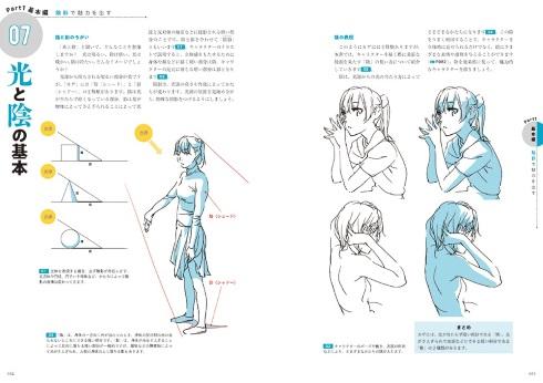 toshi 線と陰 アニメーターから学ぶキャラクター作画術 画力 絵師
