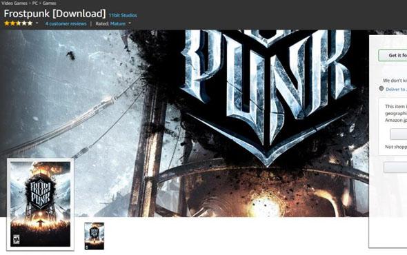Amazon 海賊版ゲーム販売