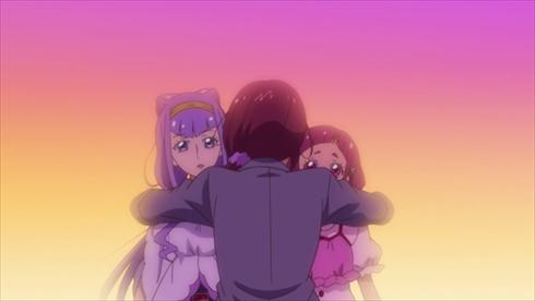 プリキュア HUGっと!プリキュア 愛崎えみる キュアマシェリ ルールー キュアアムール 野乃すみれ