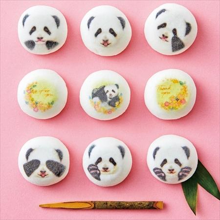 パンダのほうずい