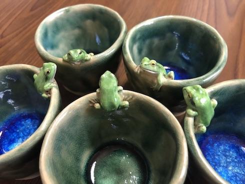 兎 デザフェス 蛙