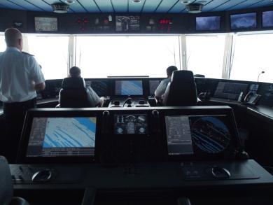 客船 操舵室 潜水艇 船室