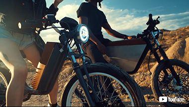 電動バイク 「ONYX」