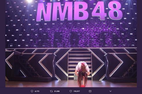 山本彩 卒業 NMB48