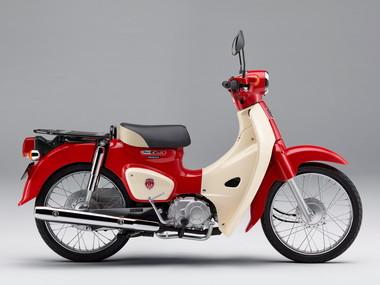 スーパーカブ50・60周年アニバーサリー