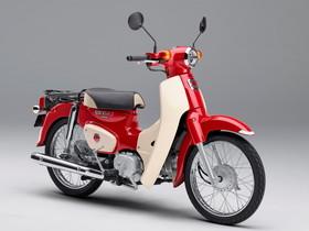 スーパーカブ110・60周年アニバーサリー