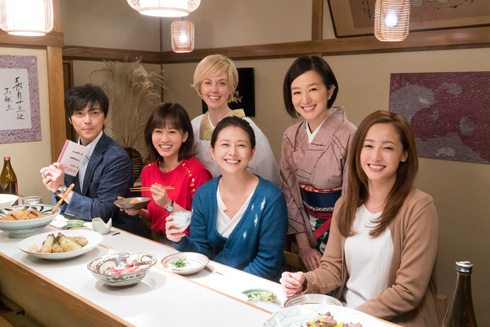 前田敦子 結婚 勝地涼 食べる女 共演
