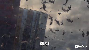シャークネード ラスト・チェーンソー 4DX 完結編