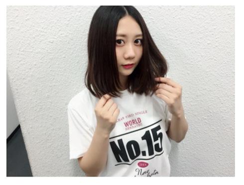 """元々、狂気的でやばい奴」 SKE48古畑奈和、コンサートでの""""断髪 ..."""