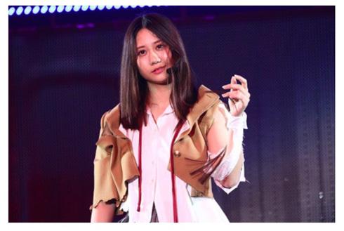 古畑奈和 髪の毛 パフォーマンス AKB48グループ感謝祭