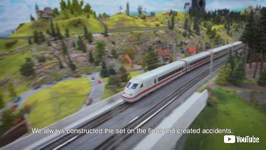 世界最大 ジオラマ 鉄道 ギネス