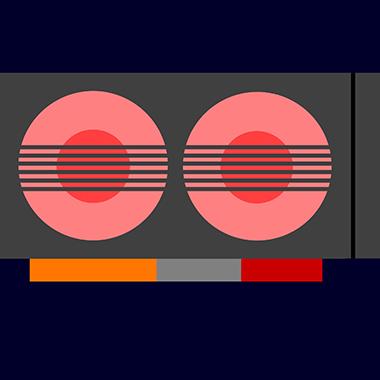 GT-R ピクトグラム テールランプ