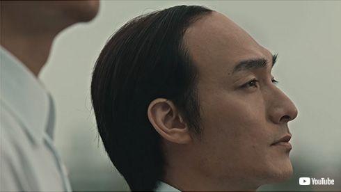 草なぎ剛 香取慎吾 アンファー スカルプD メディカルミノキ5 CM ミノキ兄弟 おでこ
