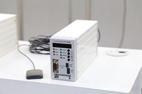 リレー式踏切設備の動作状態を最大32接点/12万変化まで記録できる装置「情報メモリーVAM32III(時刻補正用GPS内蔵)」