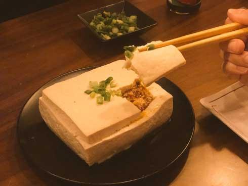 麻婆豆腐 何かおかしい 妻 くり抜き 手間 発想