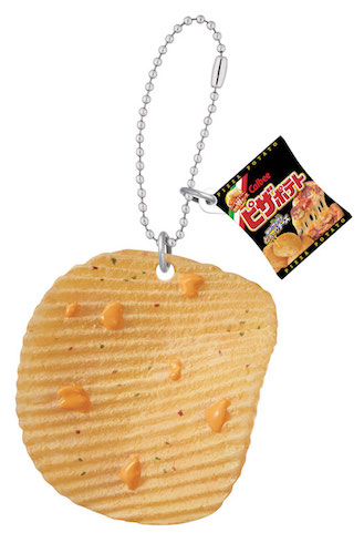 カルビー 食品サンプル ピザポテト