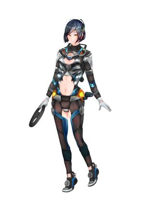 トヨタ 擬人化 美少女 バンタン