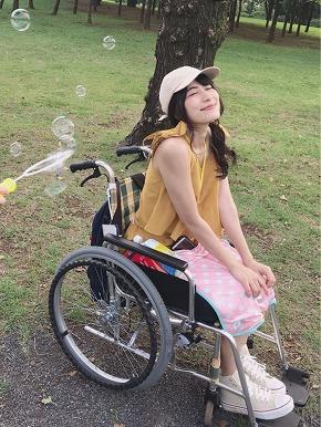 猪狩ともか 仮面女子 復帰 活動再開 事故 両下肢麻痺 ブログ