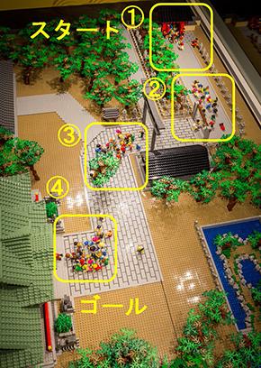レゴ 阪急
