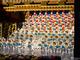 """レゴブロックの「宝塚大劇場」が阪急三番街に登場! タカラジェンヌの衣装や""""シャンシャン""""も見事に表現"""