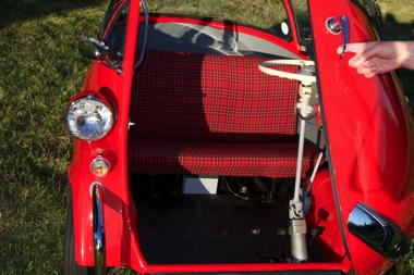 イセッタ300 ミニカー レトロ 旧車 BMW