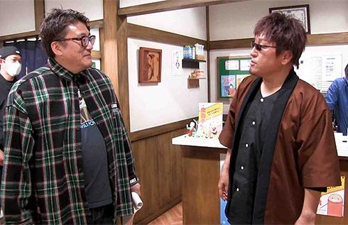 銀魂2 ドラマ dTV 予告 パロディ ドラゴンボール 銀河鉄道 釘宮理恵 声優 立木文彦