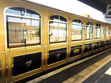或る列車 九州 JR 幻の列車 スイーツトレイン