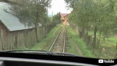 トロッコ ミニバン フォード ルーマニア 魔改造