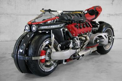 V8エンジン魔改造