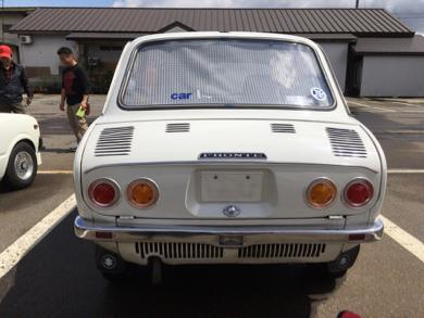 スズキ・フロンテ360 LC10型