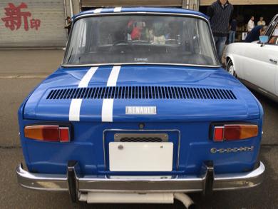 ルノー8 ゴルディーニ