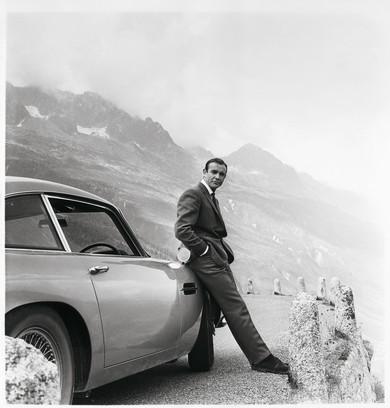 映画「007 ゴールドフィンガー」にも登場した