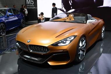 (参考)The BMW Concept Z4