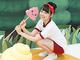 """これで毎日スッキリだな! """"天使すぎる踊り手""""神沢有紗、萌える体操着姿で快腸ダンスを披露"""