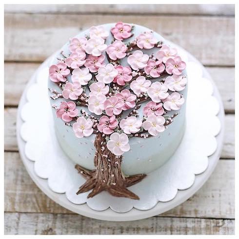 ivenoven アートケーキ サボテン
