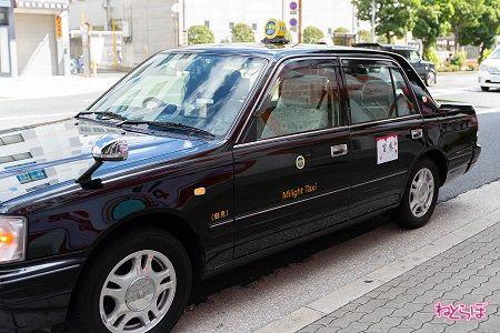 霊感タクシー
