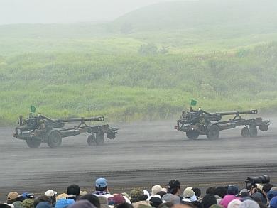 平成30年度総火演