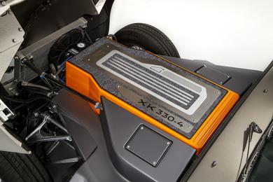 E-TYPE ZERO ジャガー Eタイプ EV 電動車
