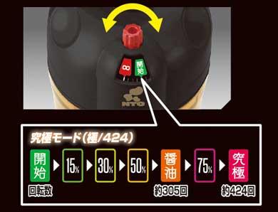 究極のNTO 納豆 コク製造マシン 魯山人 リニューアル