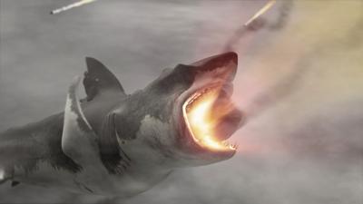 シャークネード ラストチェーンソー サメ映画