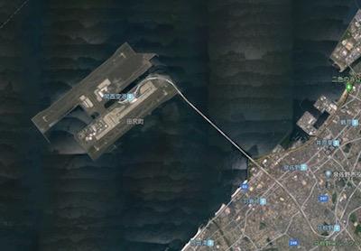 台風21号 関西国際空港 冠水 タンカー