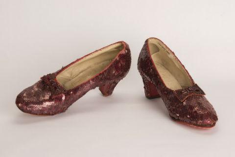 オズの魔法使い 赤い靴