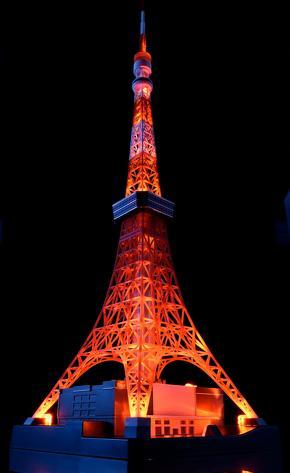 メートル 東京 タワー 何
