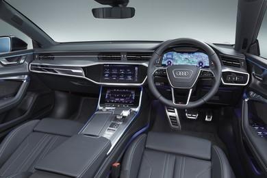 A7 Sportback:内装