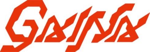 ガイナックスの流れをくむ新生「スタジオガイナ」のロゴ
