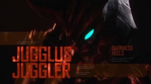 自らがより深い闇に落ちることを望む魔人ジャグラス ジャグラー