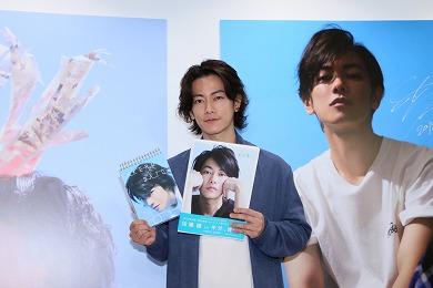 佐藤健 半分、青い。 律 フォトブック 佐藤健 写真展 カレンダー