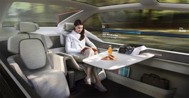 ボルボ 電気自動車 自動運転 コンセプトカー クルマ旅