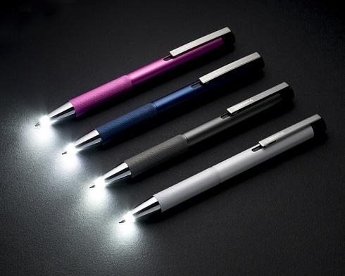 LEDライト付きボールペン「ライ...